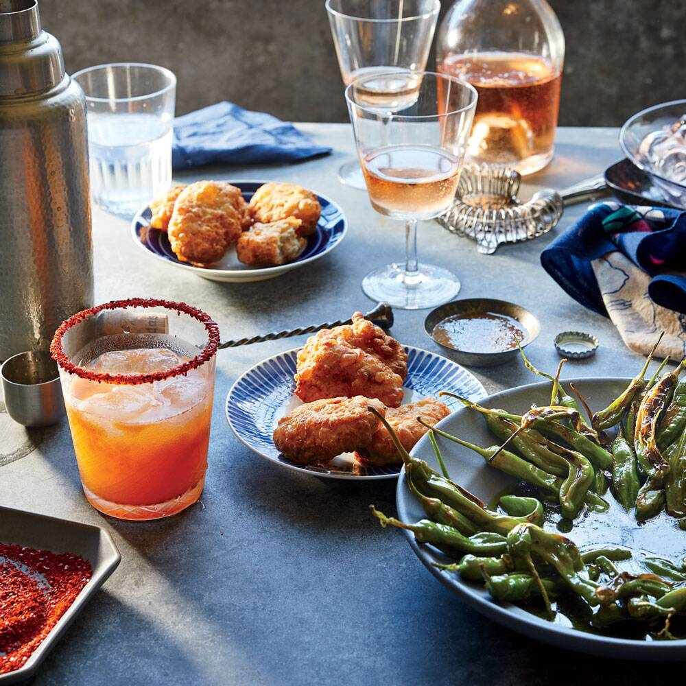 Jalapeo and rye whiskey chicken nuggets recipe zoe schor food jalapeno and rye whiskey chicken nuggets forumfinder Images