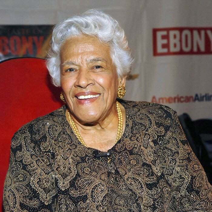 Leah Chase of Dooky Chase