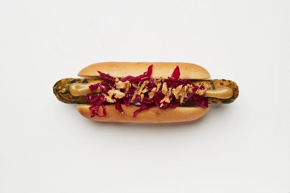 Ikea Veggie Hot Dog Launches In U S Stores Today