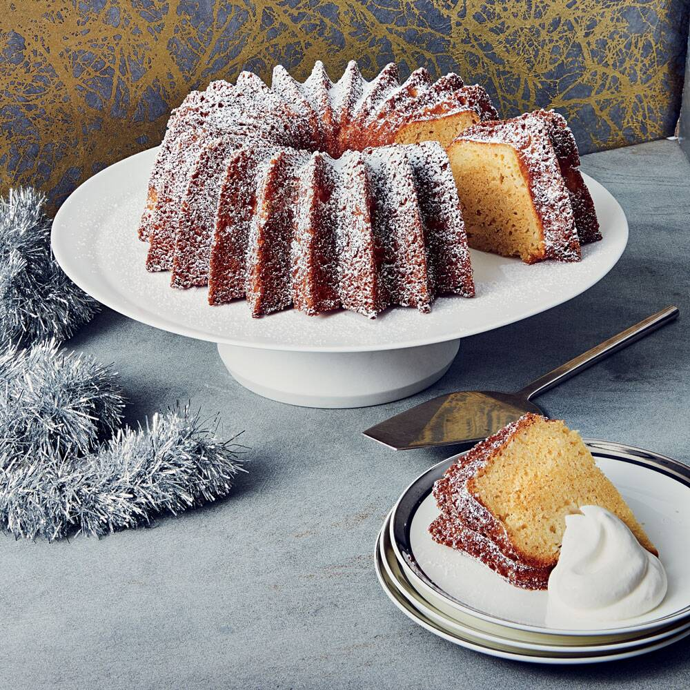 apple and olive oil bundt cake recipe rachael coyle food wine