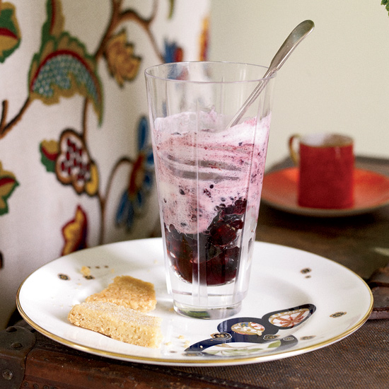 Berry Fool with Black Pepper