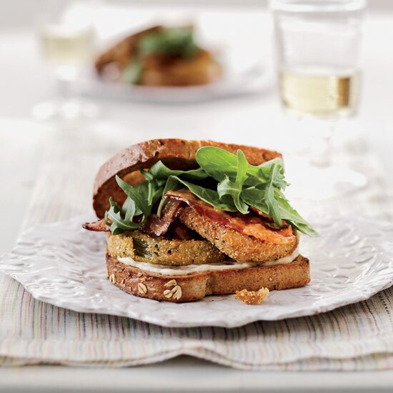 All american food wine fried green tomato blts forumfinder Images