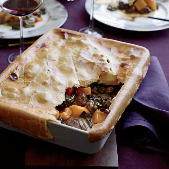 Fw staff favorite fall recipes food wine curried lamb potpie forumfinder Gallery