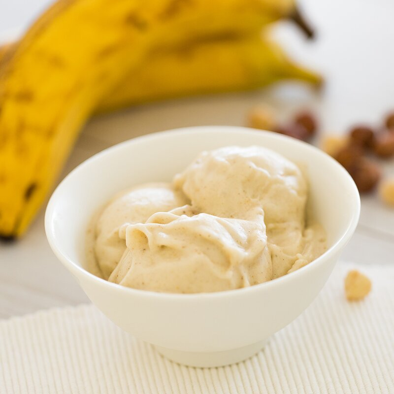 Banana  Soft Serve