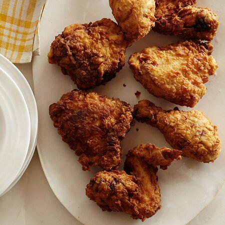 How To Make Fried Chicken Food Wine