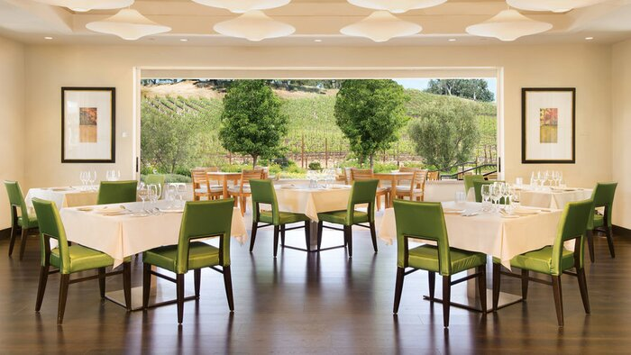 The Best Winery Restaurants In America | Food & Wine