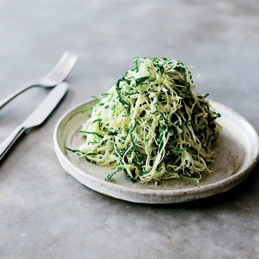 Best kale recipes food wine cabbage and kale slaw with toasted yeast dressing forumfinder Gallery