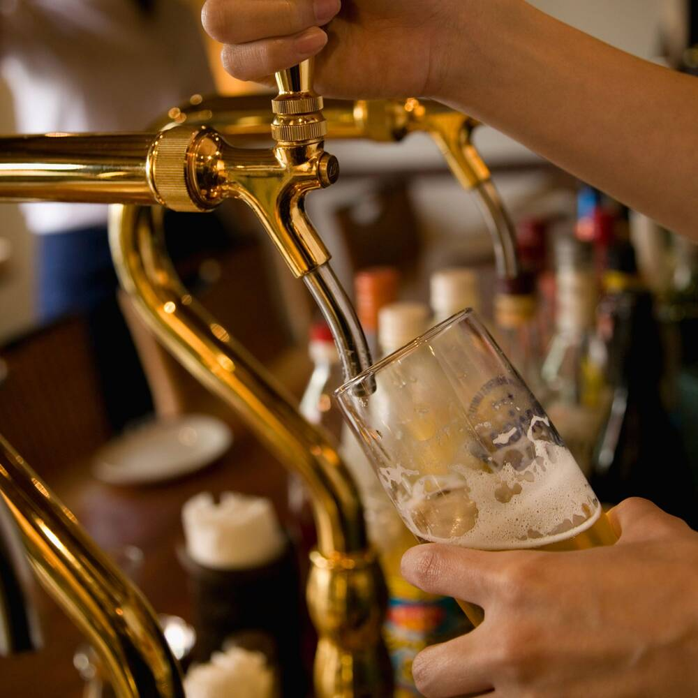 6 Ways To Make Your Beer Bar A Success   Food & Wine