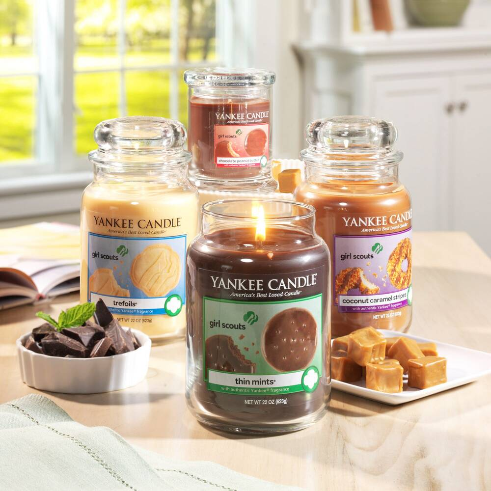 Fwx Yankee Candle Scout Cookies