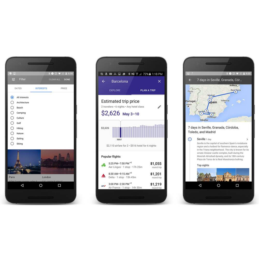 everything you need to know about google s crazy new travel planner
