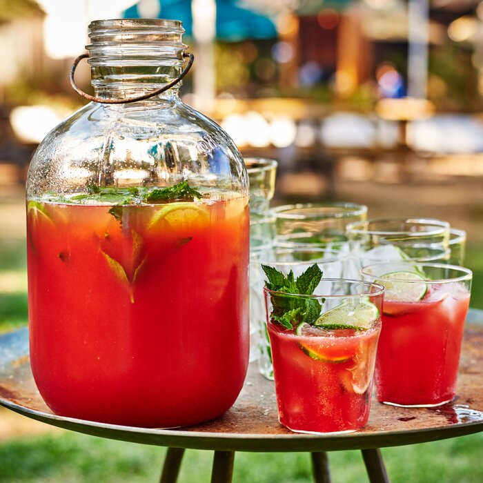 Tequila watermelon aguas frescas with prosecco recipe eli sussman tequila watermelon aguas frescas with prosecco forumfinder Choice Image