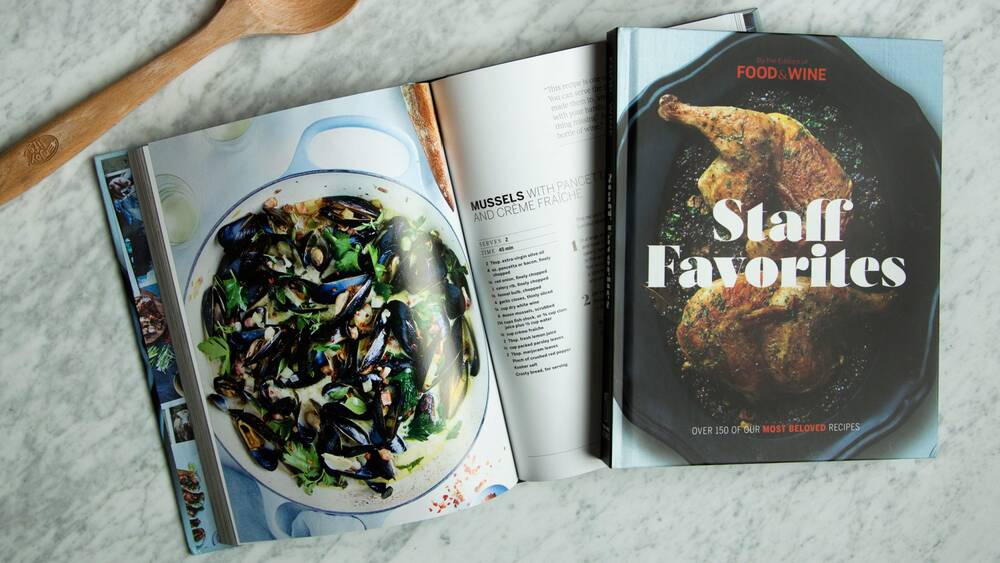Introducing our new staff favorites cookbook food wine food and wine staff favorites books 2 ft forumfinder Image collections