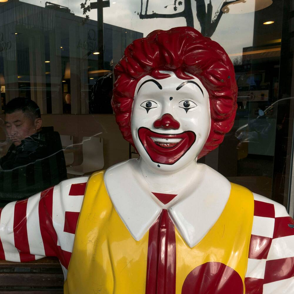 ronald mcdonald latest casualty in the creepy clown fervor food wine
