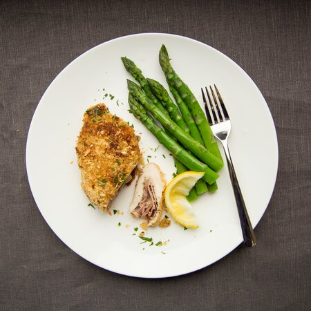 Chicken Cordon Bleu Recipe Anna Painter Food Wine