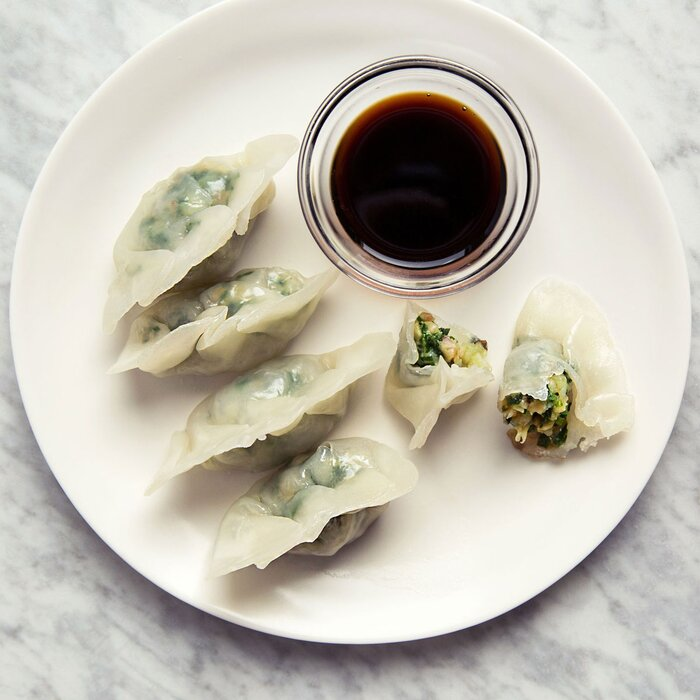 Steamed shrimp dumplings with chinese chives recipe mak kwai pui steamed shrimp dumplings with chinese chives forumfinder Gallery
