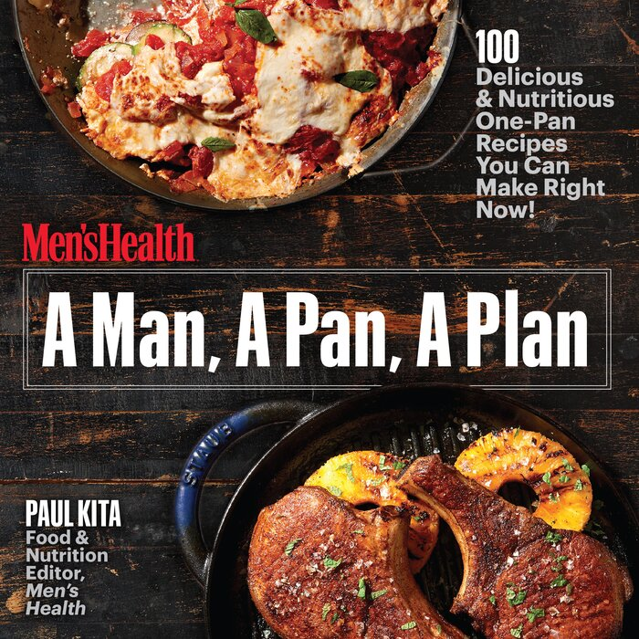 Paul kitas cookbook is for everyone food wine dish from mens health cookbook rodale forumfinder Choice Image