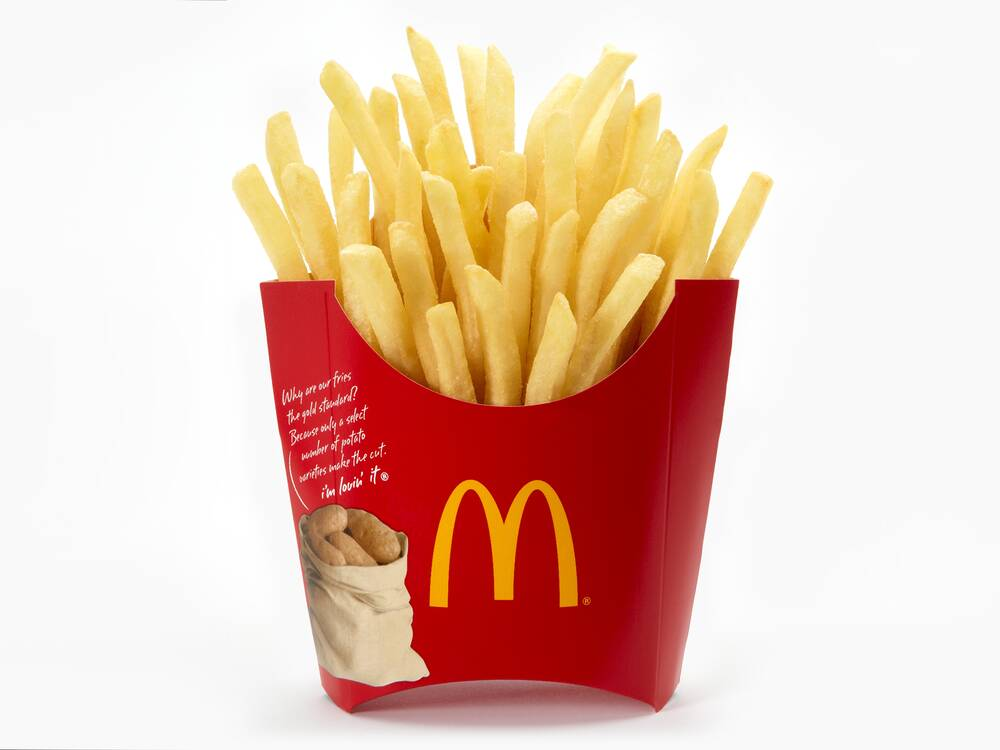 The Ugly Truth about McDonald's French Fries