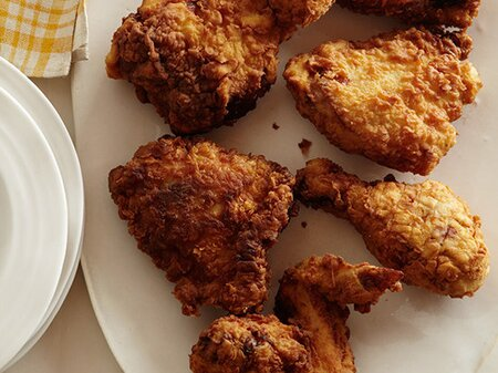 Buttermilk Fried Chicken Recipe Dave Arnold Food Wine