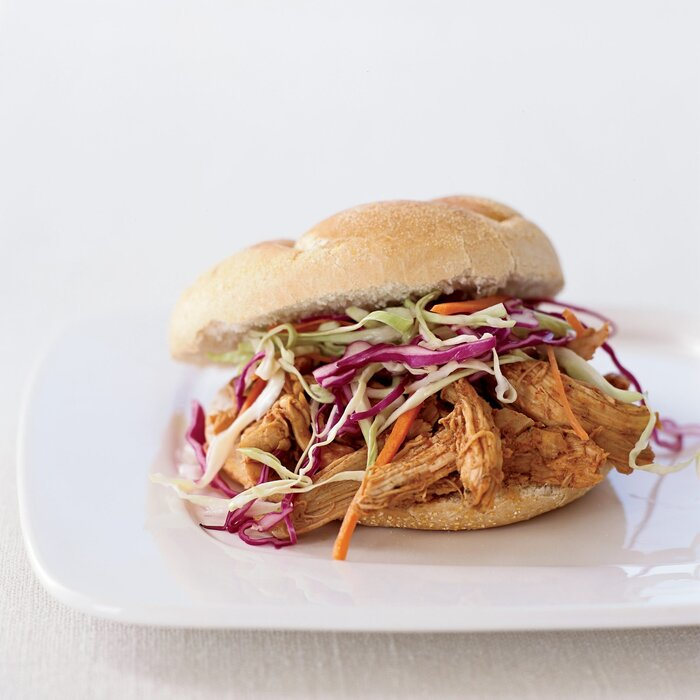 Pulled chicken sandwiches recipe amy tornquist food wine fw200603pulledchickeng forumfinder Choice Image