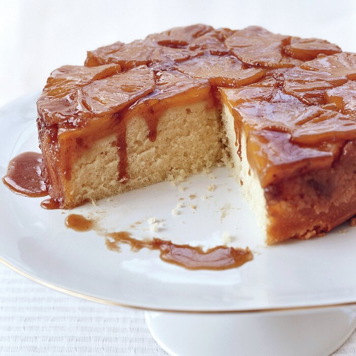 Pineapple Upside-Down Cake Recipe - Kristin Ferguson | Food & Wine