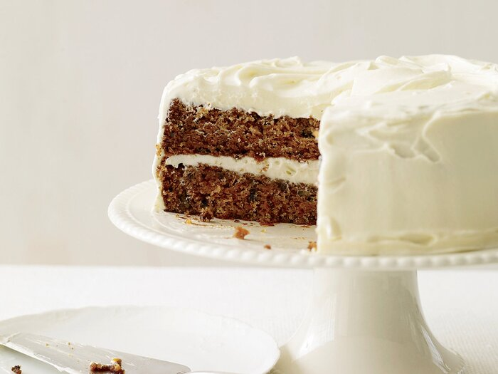 Classic Carrot Cake With Fluffy Cream Cheese Frosting Recipe Jodi