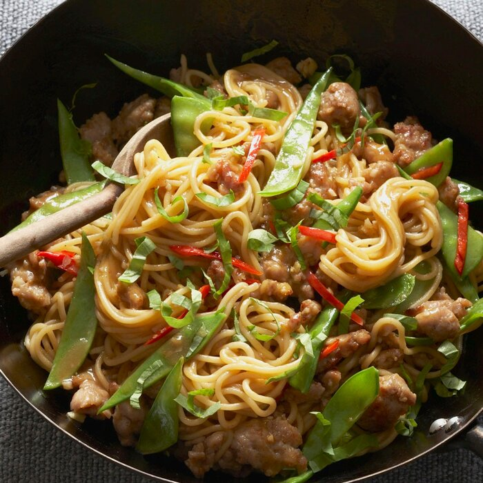 Updated chicken chow mein recipe marcia kiesel food wine 200902 r chick chow meing forumfinder Image collections