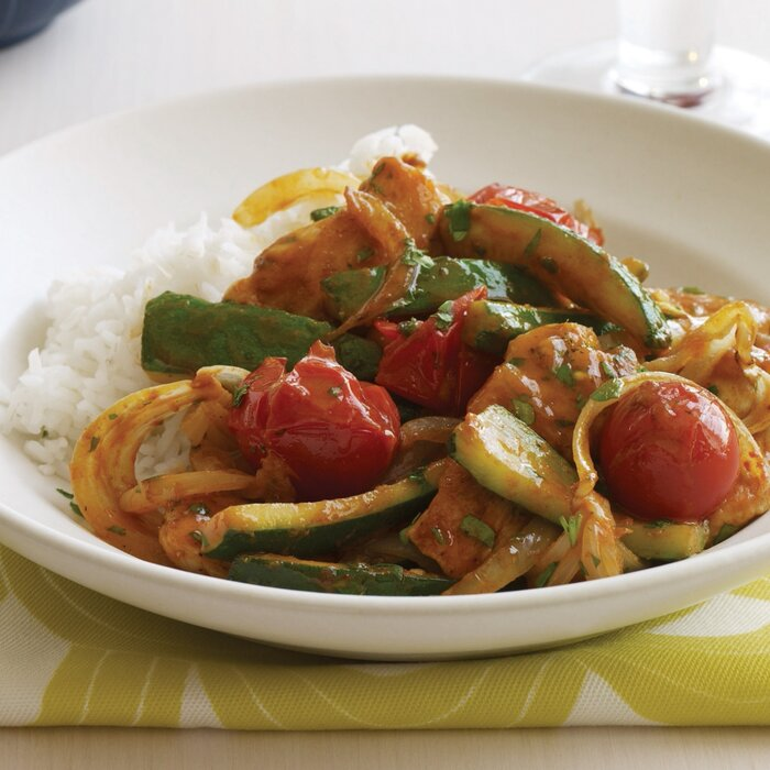 Thai chicken zucchini and tomato curry recipe marcia kiesel 200905 r thai chickeng forumfinder Images