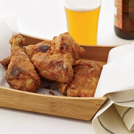 Beer Battered Buttermilk Fried Chicken Recipe Grace Parisi Food