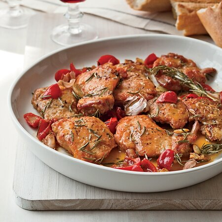 Chicken Scarpariello Recipe Grace Parisi Food Wine