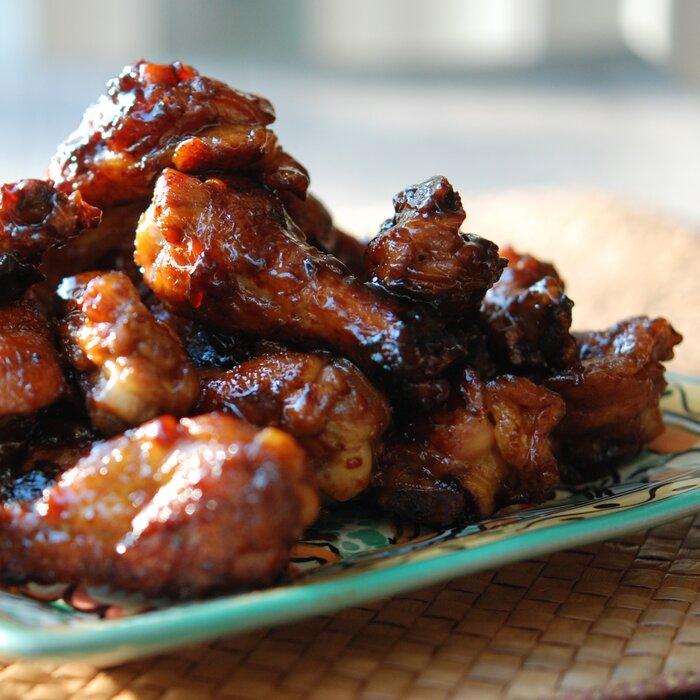 One pot sticky chicken wings recipe andrew zimmern food wine 201110 r one pot sticky chicken wingsg forumfinder Gallery