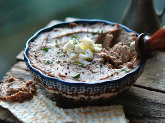 The zimmern familys chopped chicken liver recipe andrew zimmern the zimmern familys chopped chicken liver recipe andrew zimmern food wine forumfinder Image collections