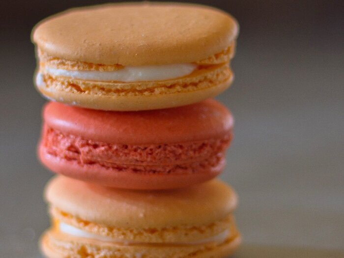 Classic french macarons recipe emily farris food wine original 201402 r classic french macaronsg forumfinder Image collections
