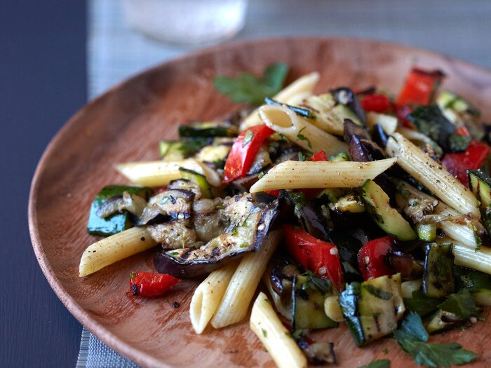 Grilled vegetable pasta with cumin recipe quick from scratch pasta original grilveg pasta cumin qfs rg forumfinder Choice Image