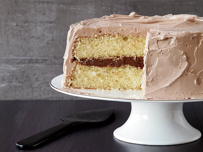 Brown Er Layer Cake