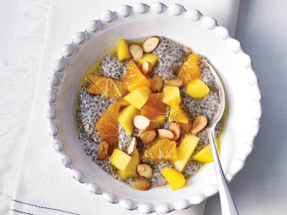 chia seed pudding recipe grace parisi food wine