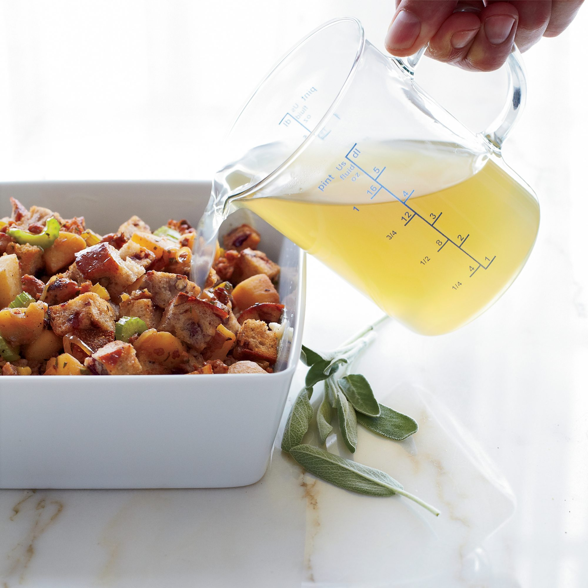 Sausage Apple And Cranberry Nut Bread Dressing Recipe Grace