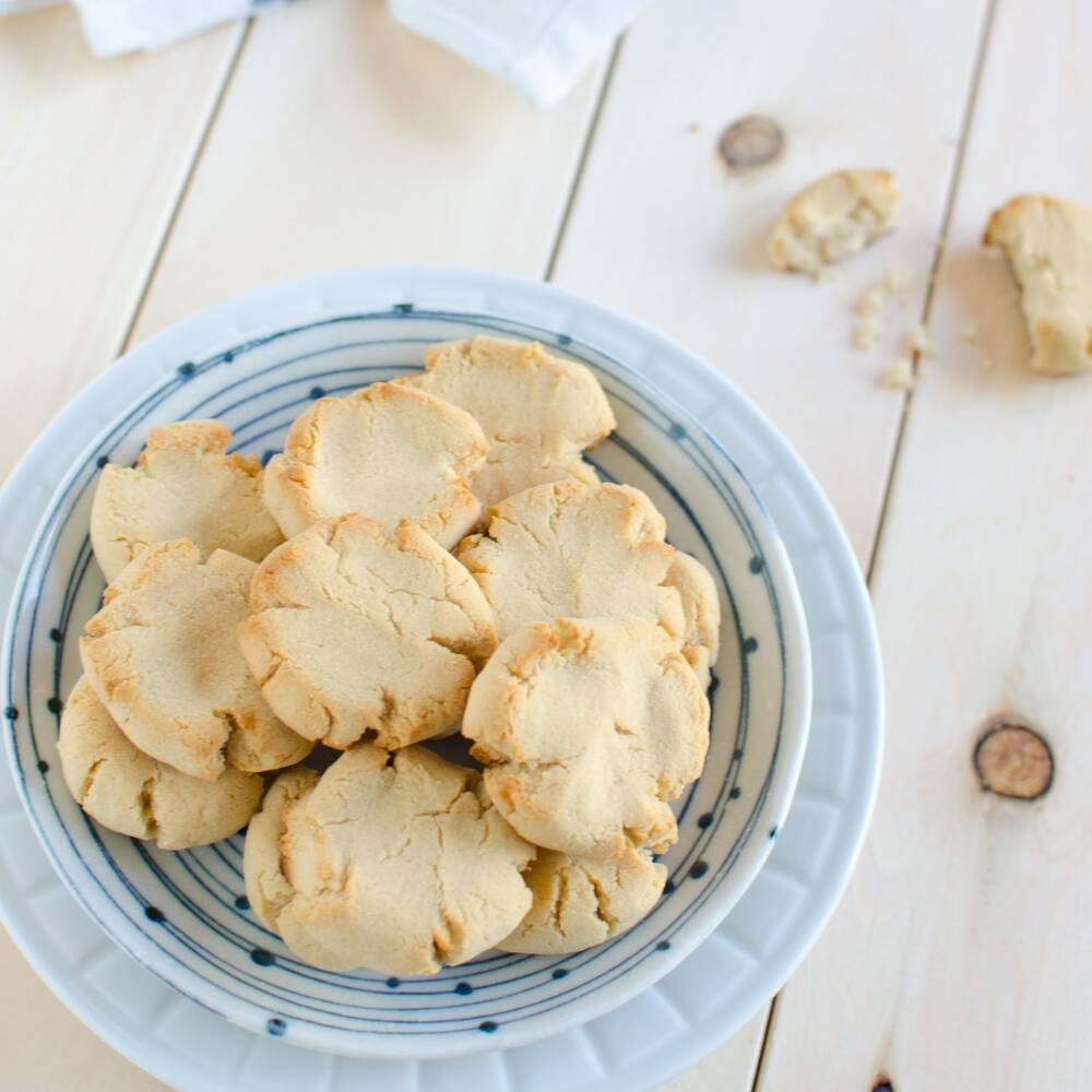 5 ways to experiment with gluten free flour food wine coconut flour butter cookies forumfinder Gallery