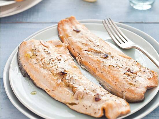 Tuscan grilled trout recipe quick from scratch fish shellfish tuscan grilled trout recipe quick from scratch fish shellfish food wine forumfinder Image collections