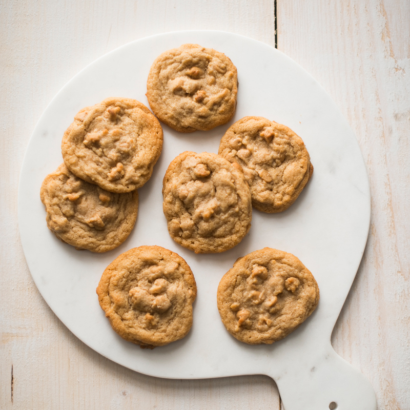 Chewy Peanut Butter Cookies With Peanut Butter Chips Recipe Todd