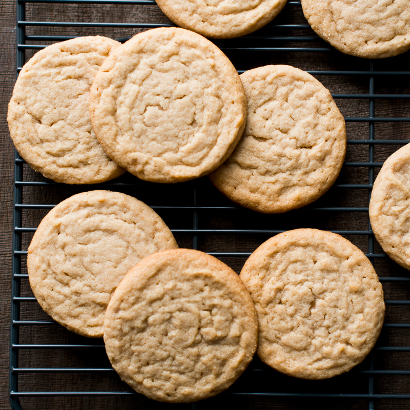 Soft And Chewy Peanut Butter Cookies Recipe Todd Porter And Diane