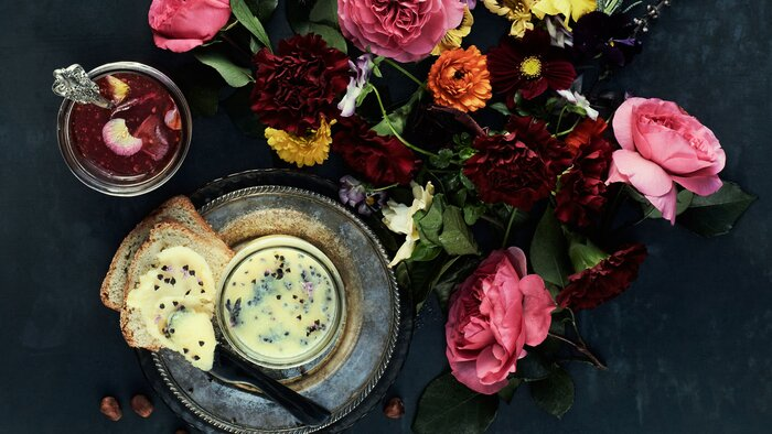 9 Edible Flower Recipes for Mother\'s Day | Food & Wine