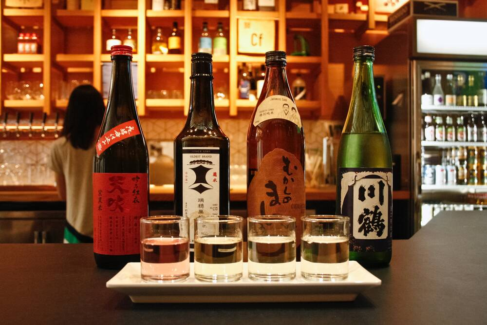 Sake Trend Predictions From The Periodic Tables Founders Food Wine