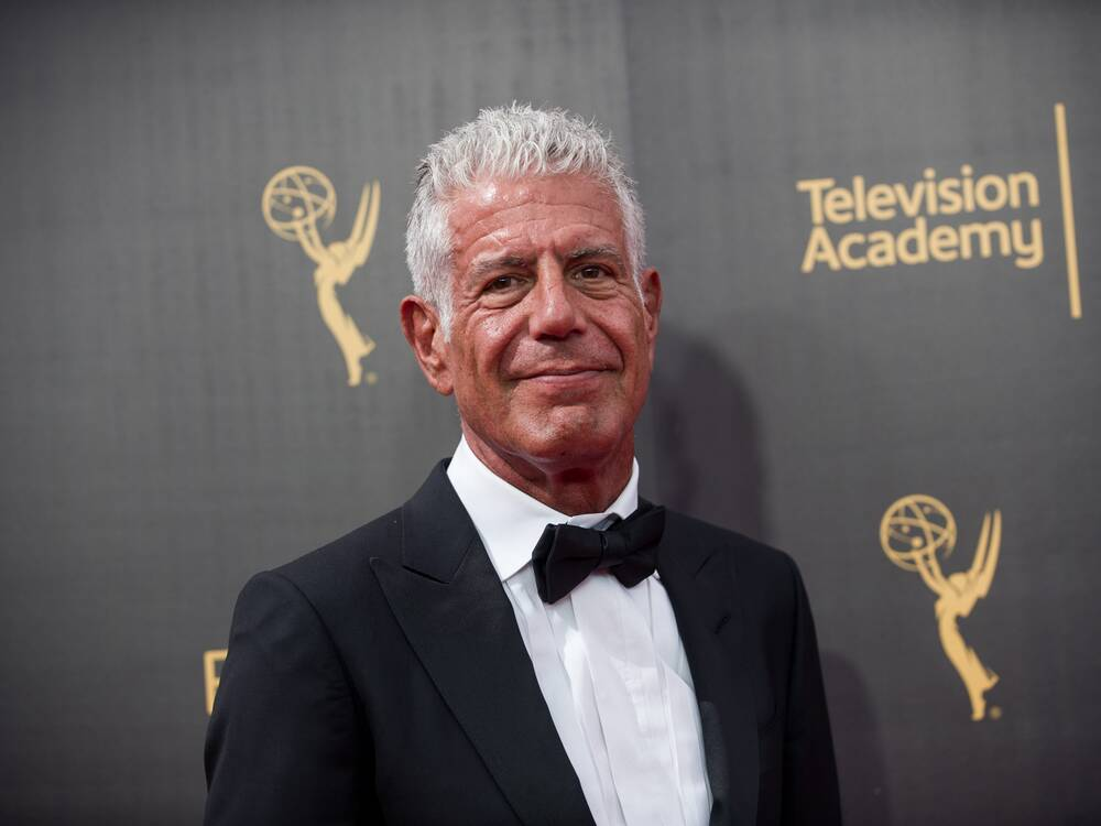 Image result for John Bourdain- image