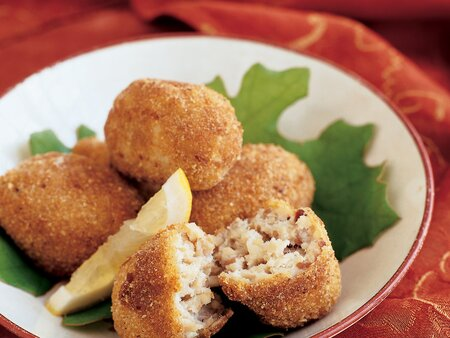 Chicken Croquettes Recipe Joseph Jimnez De Jimnez Food Wine