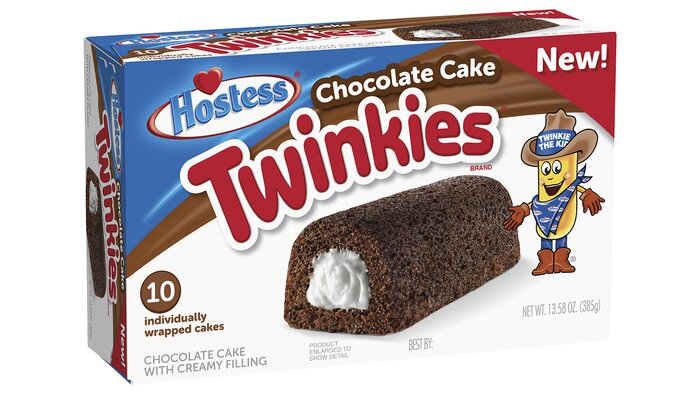 Image result for chocolate twinkies