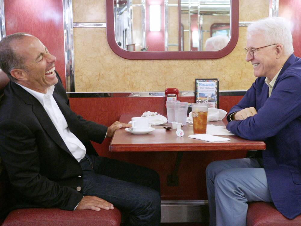 Comedians In Cars Getting Coffee On Netflix