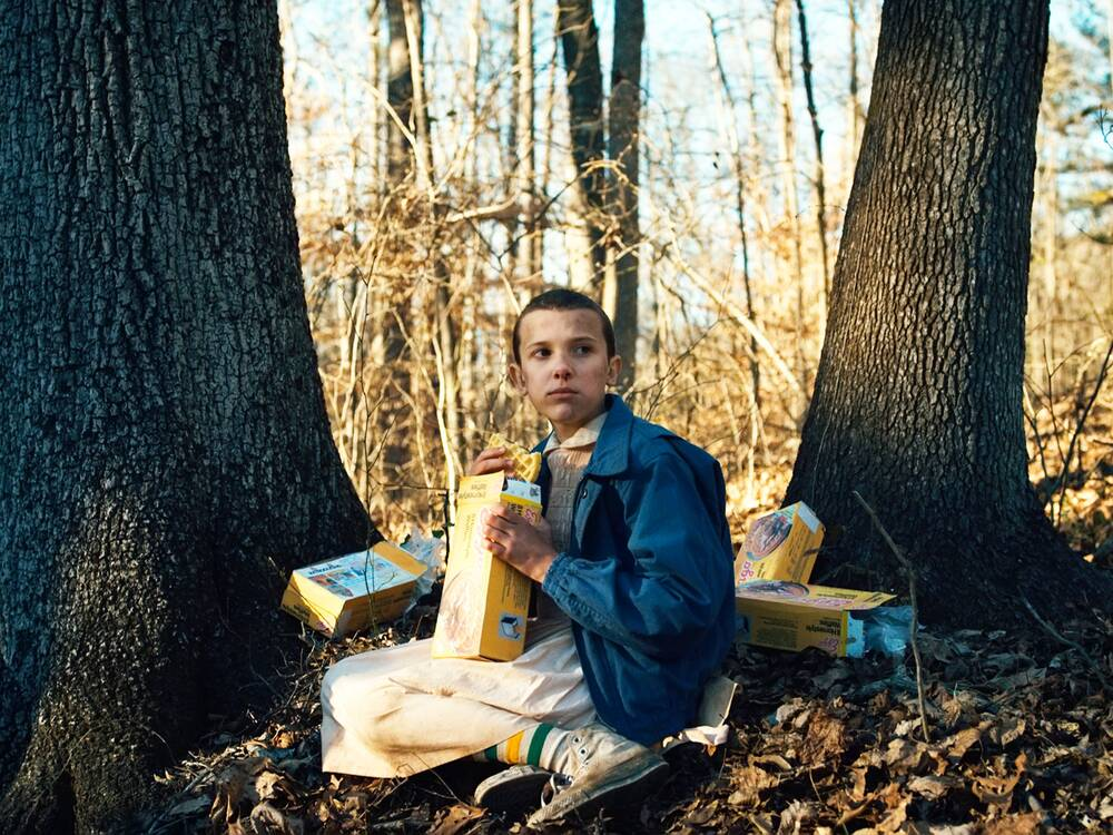 what eggo waffles mean to eleven from stranger things food wine