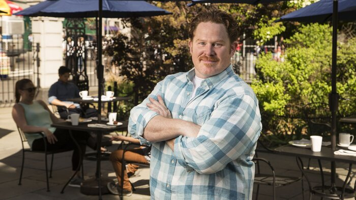 Casey webb everything you need to know about the new host of man v casey webb of man v food forumfinder Gallery