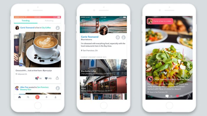 The food app social media addicts should download right now food nom app forumfinder Choice Image