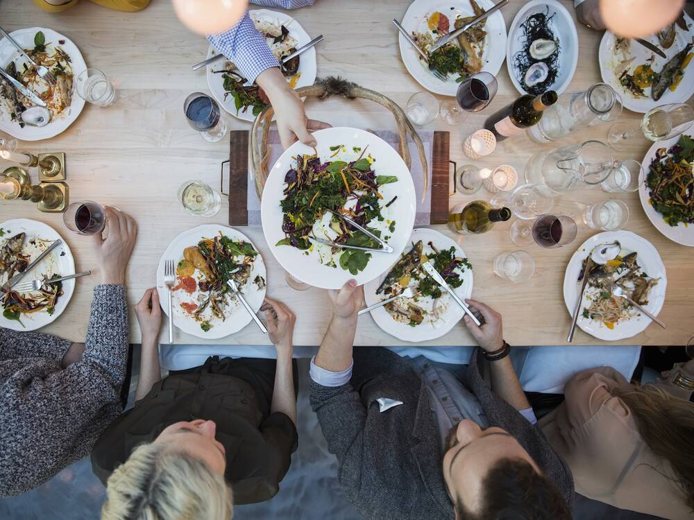 Rules For Crafting A Standout Dinner Party Menu Food Wine - Open table menu